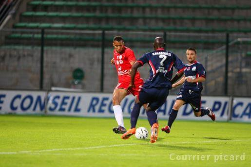 Beauvais - Luzenac : 2-0 (1-0).