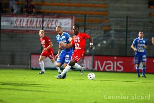 Beauvais - Le Poiré-sur-Vie : 1-2 (1-1).