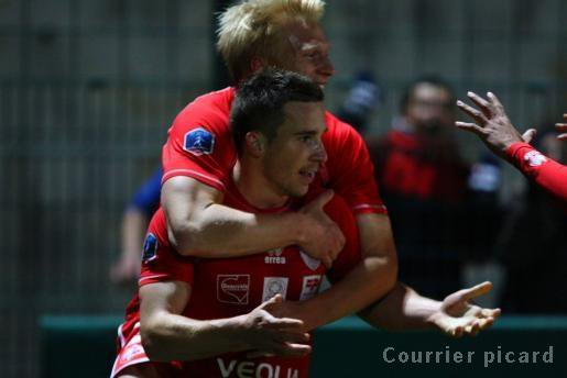 Beauvais - Red Star : 4-2 (2-2).