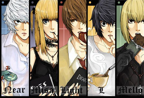I LOVE THE MANGAS SO MUCH! ♥ Yes, Iam an Otaku