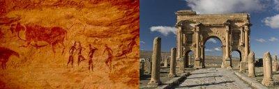 Les Sites Algériens inscrits Au Patrimoine Mondial