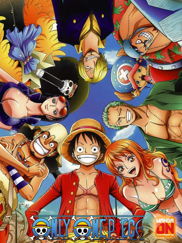 One Piece & Bleach :The Best Forever!
