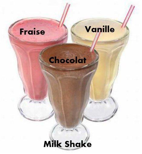 Milk Shake Blog De Duel Fais Ton Choix
