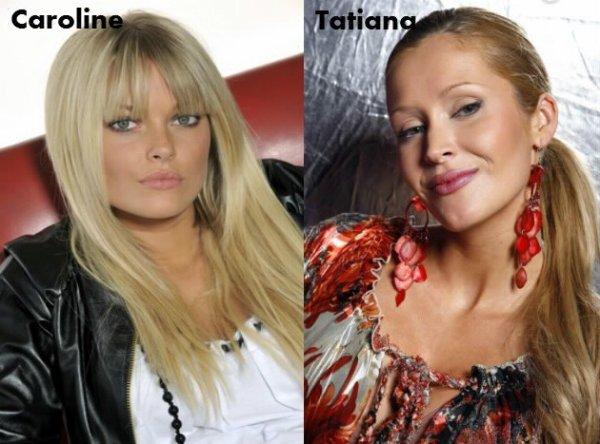 Caroline / Tatiana.