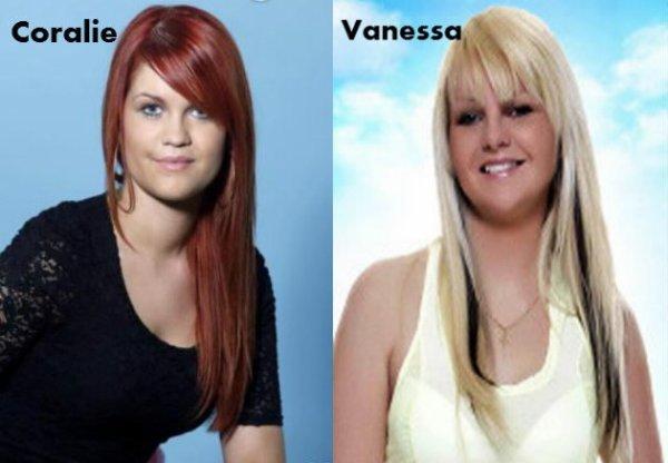 Coralie / Vanessa .