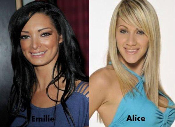 Emilie / Alice.