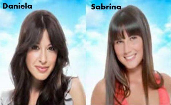 Daniela / Sabrina.