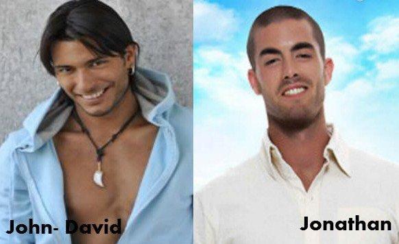 John-David / Jonathan.