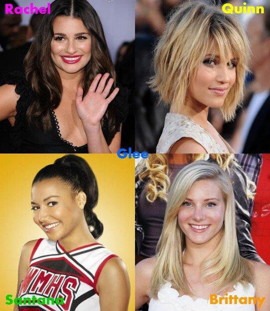 Glee: Les filles .