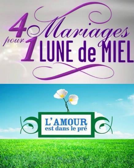 4 mariages pour 1 lune de miel / l'amour est dans le pré.