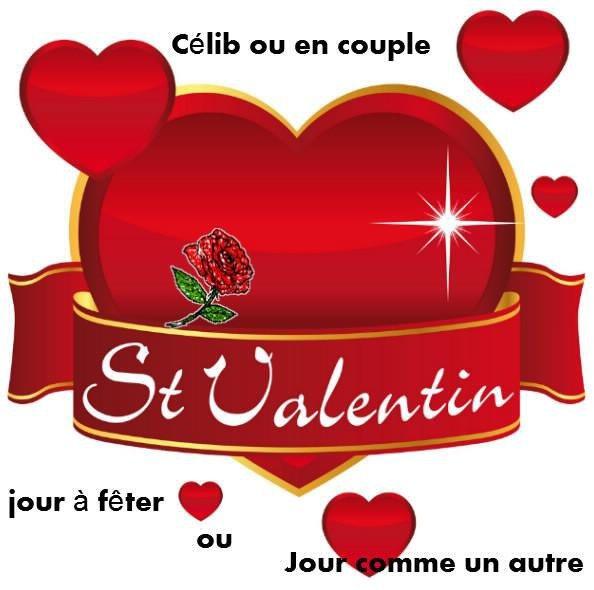 La Saint Valentin pour toi c'est ...?