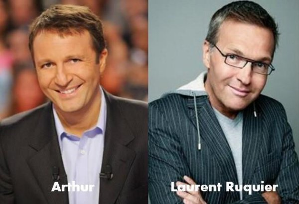 Arthur / Laurent Ruquier.