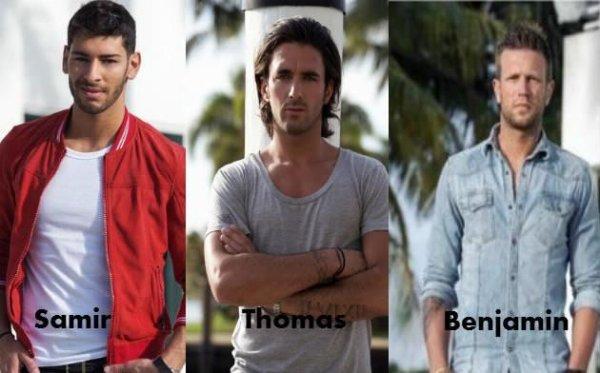 Samir / Thomas / Benjamin.