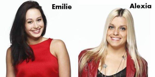 Emilie / Alexia.