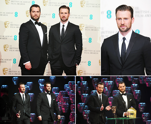 08-02-2015 : BAFTAs