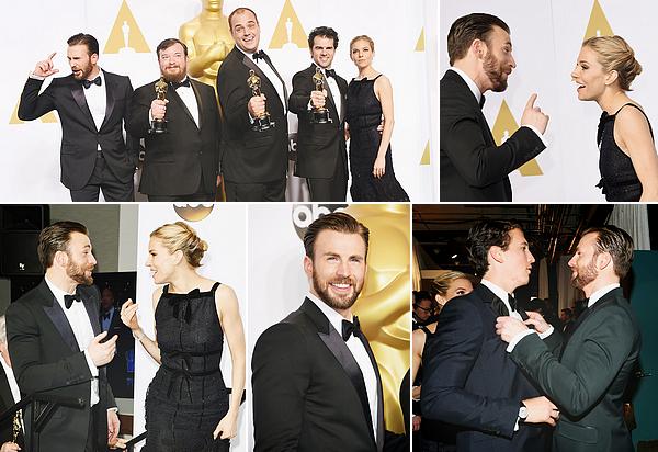 22-02-15 : 87th Academy Awards