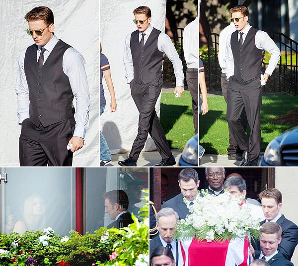 13.05.2015 | Captain America: Civil War filming in Atlanta