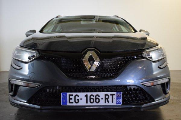 Renault Mégane GT Sports
