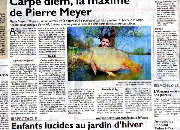 Article Le Republicain Lorrain