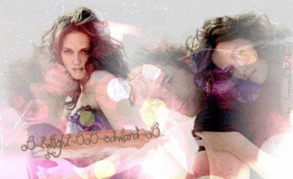 :)  ROBERT PATTINSON / Edward Cullen et KRISTEN STEWART / Bella Swan  :)