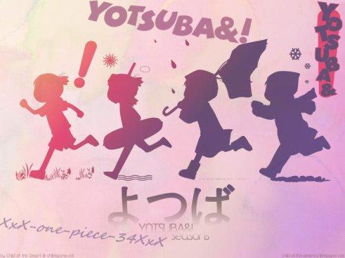 Yotsuba&