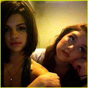 Selena Gomez et Jennifer Stone