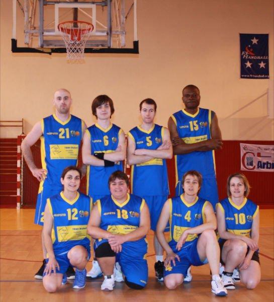 mon club de basket