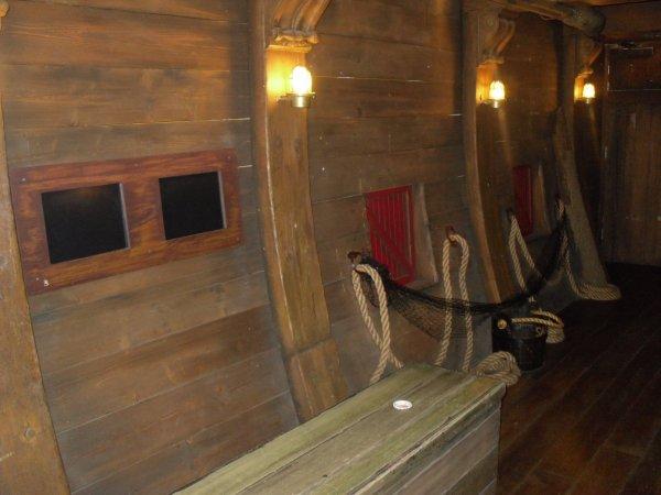 La salle Pirate