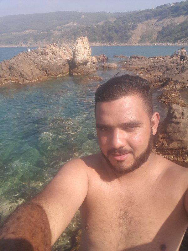 a la playa :p <3