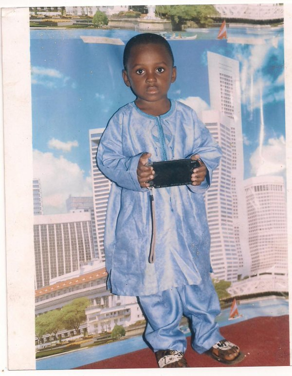 Mon fils Aziz Le Choco