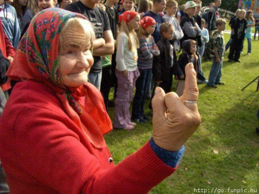 Ma grand-mère (R.I.P.)