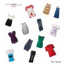 vêtements....