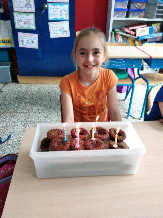 Joyeux Anniversaire Lena Ecole Communale De Solre Sur Sambre