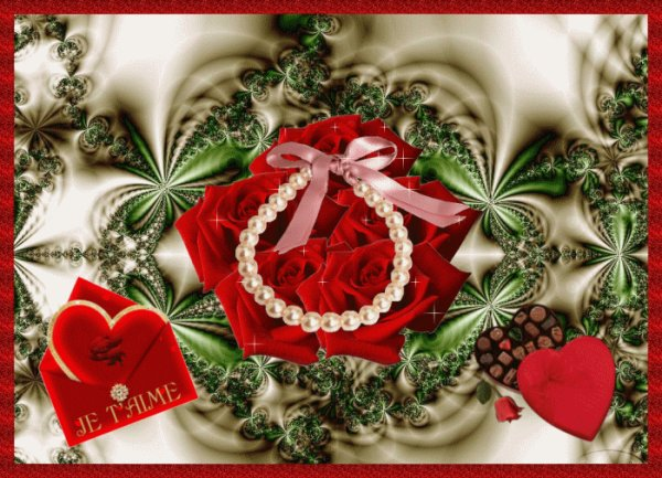 Bonne Saint Valantin à toutes et tous