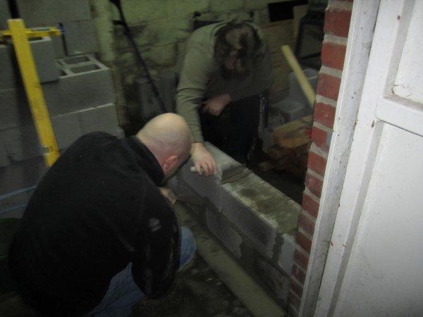 Suite 2 construction de la pièce d'élevage