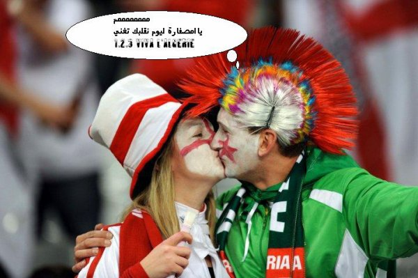 Algerian the best of the best