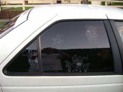 voiture du vice-president