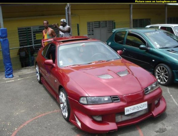 Honda prelude full modified!