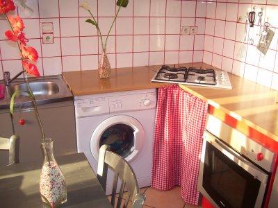 Et petit changement dans ma cuisine