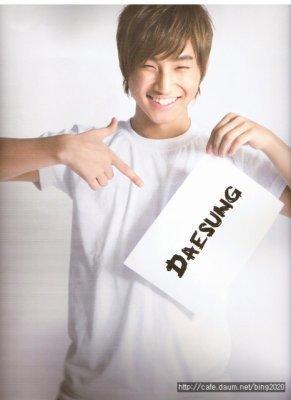 Support-for-Daesung----Fière d'être VIP