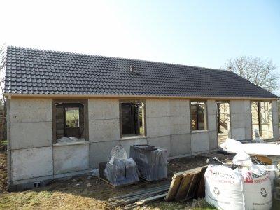 La toiture maison phenix quietude 60 for Champignon facade maison