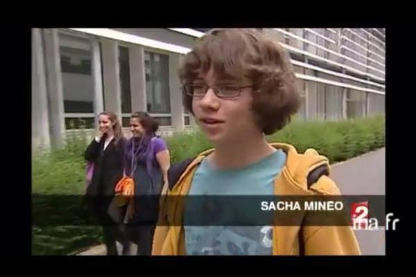 Sacha avant secret story #Beuuuuurkk...