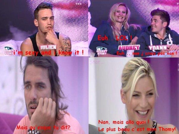 Julien,Yoann,Audrey,Nadège et Thomas :)
