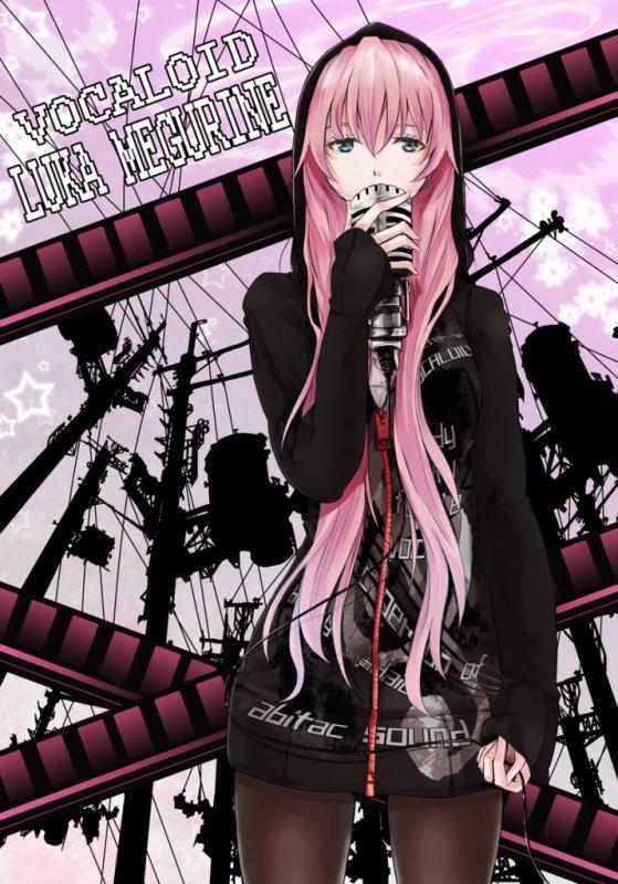 vocaloid girl