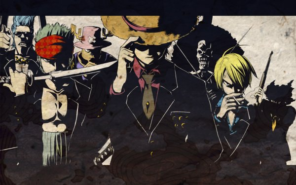 one piece the best équipage