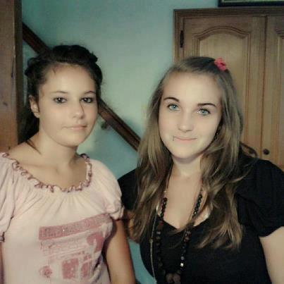 Moi et ma soeur (Ophelie)