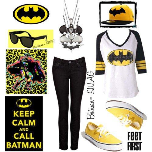 Batman Swag - Prend ton envol
