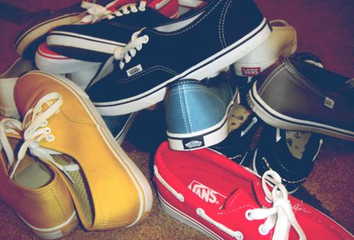 Le swag c'est avant tout, les chaussures !