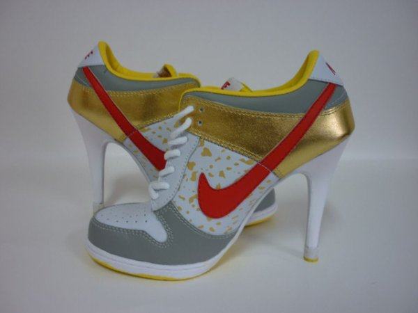 Nike nous prend de haut !