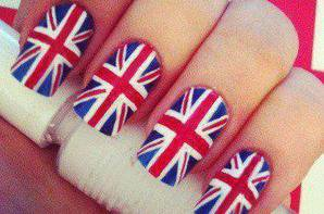 Swag vernis & Faux ongles ♥